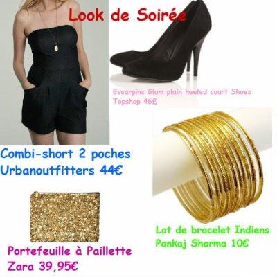 Coup de Coeur n°3: La Combi-Short