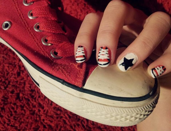 Nail-Art All Star
