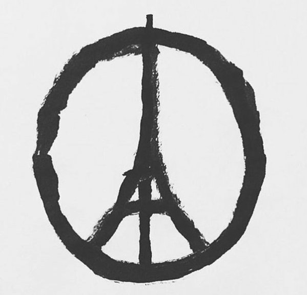 #PrayForParis - 13 novembre 2015