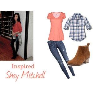 Inspired #5: Shay Mitchell