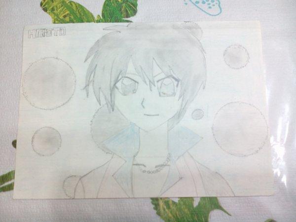HIroto dessiner pour vous