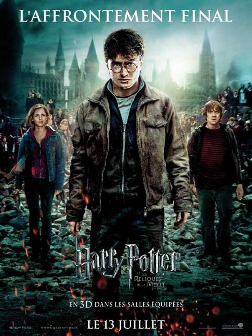 Harry Potter et les reliques de la mort (2ème partie) *