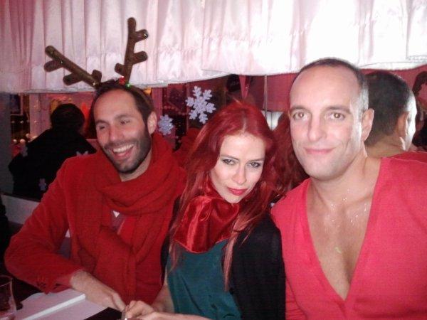 Soirée Noel 4 Pat