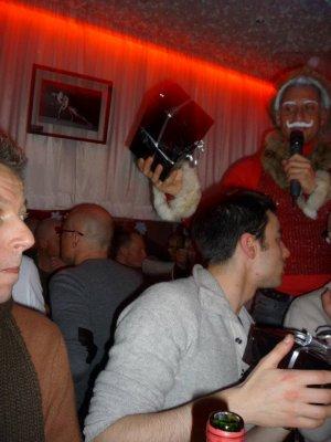 Soirée Noel au 4 Pat
