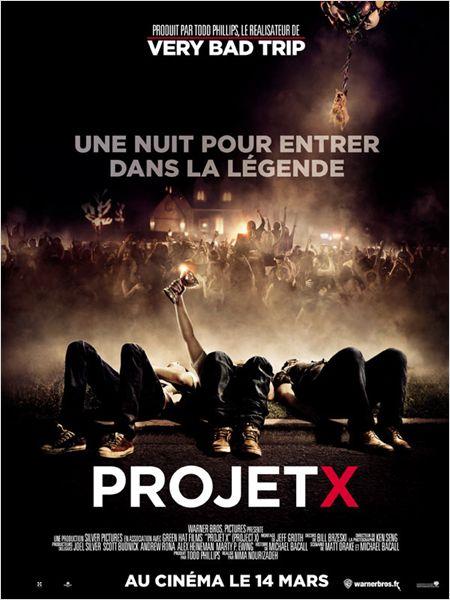 Projet X +++