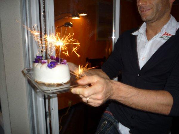 Gille's birthday