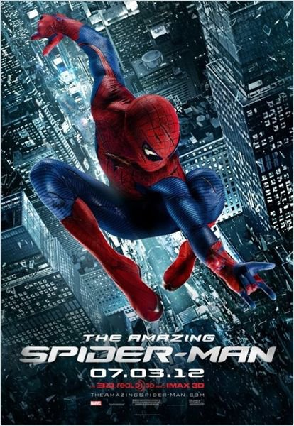 The amazing Spider-Man * (à finir)