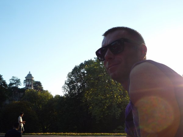 Pic nic Buttes Chaumont