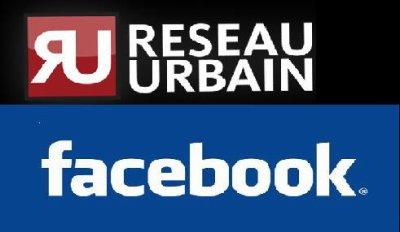 Dominale sur Reseauurbain et sur Facebook