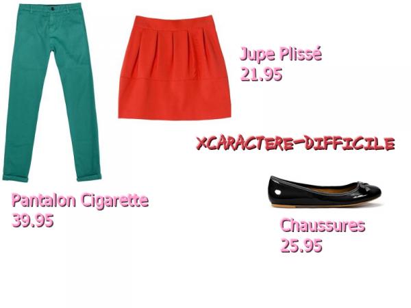 Rubrique : On achéte quoi chez Zara ?