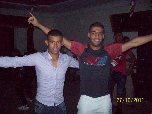 moi and mouhamed chriki