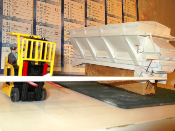 Epandeur PANIEN (articulation rampe)