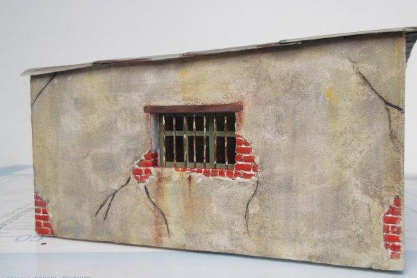 Garage 1/32  (ou prison des DALTON)