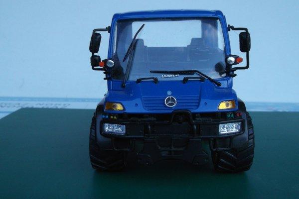 Unimog 400  (modif roues)