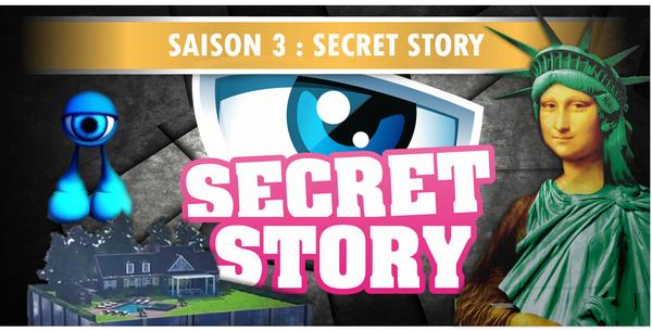 Saison 3 - Secret Story