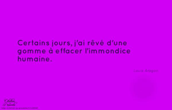 Citations célèbres.