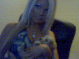 moi et mon petit chien
