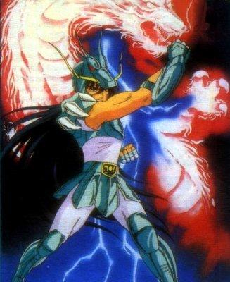 Shiryu Chevalier de bronze du Dragon