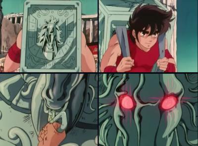 Seiya Pegase