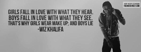 Wiz Khalifa.♥