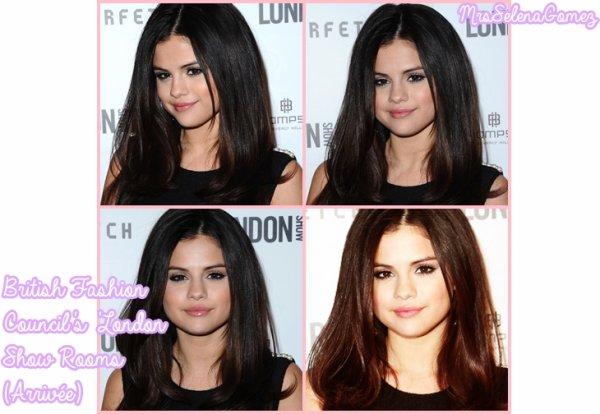 Nouvelles apparitions de Selena !