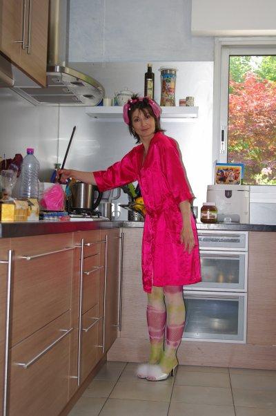 (Famille Boom) Evelyne Lemonon dans le rôle de Marissa Boom