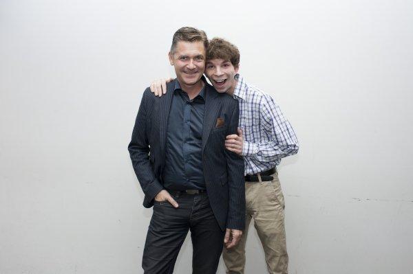 (Famille Marcus) Florian Rubeli dans le rôle de Alex Marcus