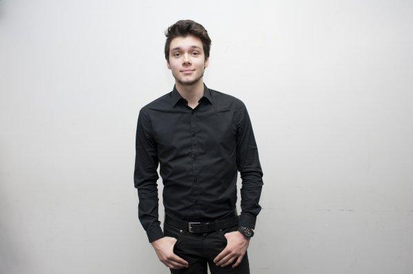 Alexandre Labosse-Mancini dans le rôle de Mathieu Celtique