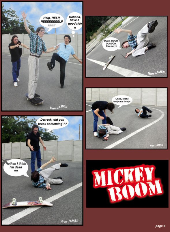 BD Mickey Boom 2