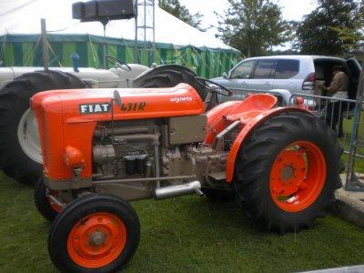 Voort 2011 concentration de vieux tracteurs