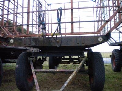 Voici le modele de chariot realise a l échele 1/32