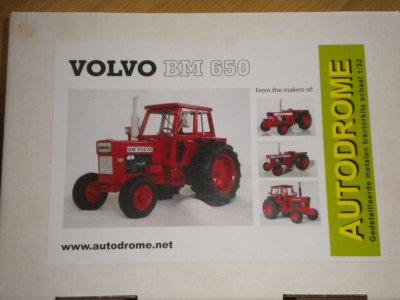 BM-VOLVO 650 a monter acheter a Hoegarden
