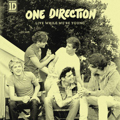 Take Me Home / Live While We're Young (Acoustic Version) (2012)