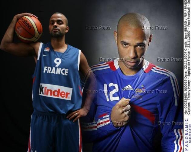Thierry Henry, Tony Parker, Les Bleus, Arsenal : Mon Oxygène Le Jour, Mon Rêve la Nuit