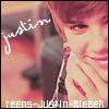 Teens-Justin-Bieber