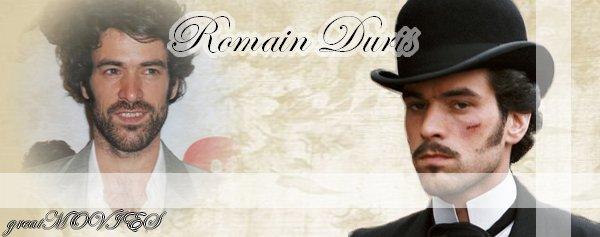 ♥ Romain Duris ♥
