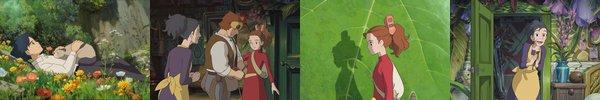 ♥ Arrietty, le petit monde des chapardeurs ♥