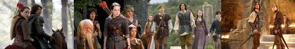 ♥ Le monde de Narnia : le prince Caspian ♥