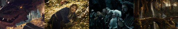 ♥ Le Hobbit : La désolation de Smaug ♥