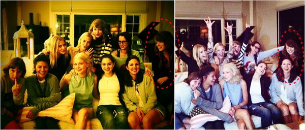 04/07 : Emma et Andrew ont été invité par Taylor Swift (chanteuse et amie d'Em) pour sa boat party afin de fêter le 04 Juillet, la fête nationale des USA.