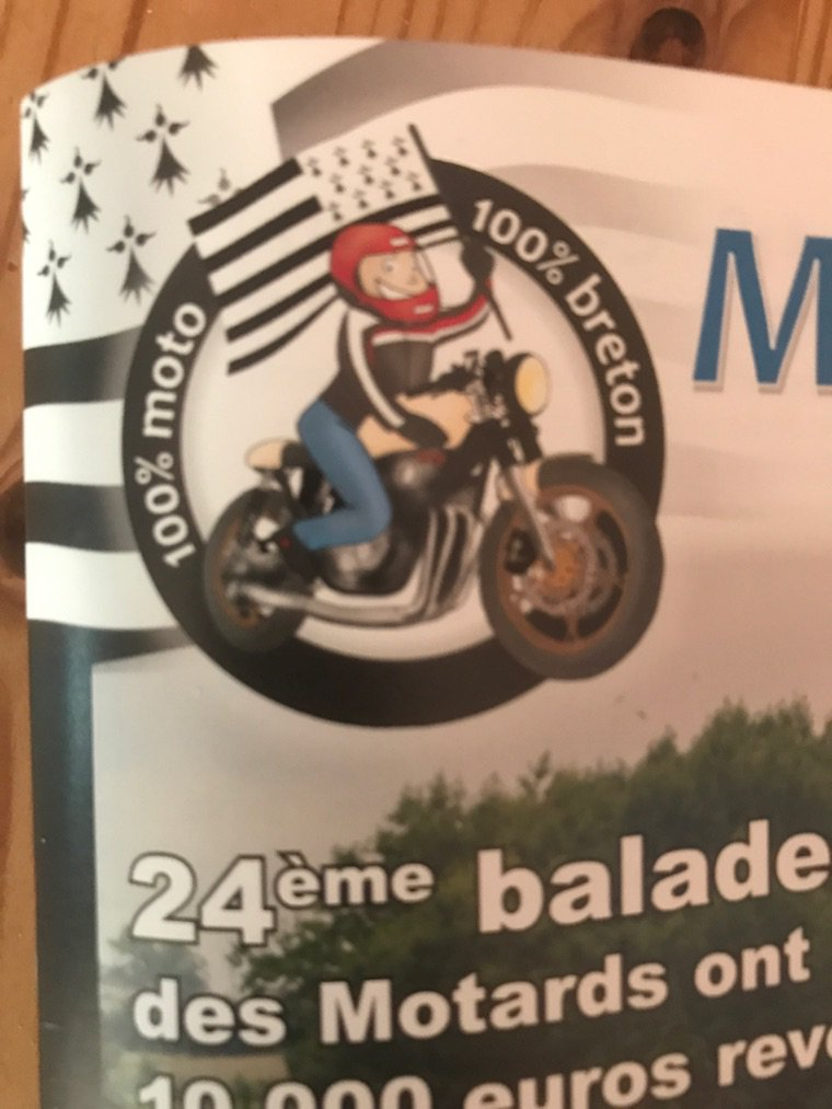 Les Mobs Bretonnes a l'honneur du dernier MOTOMANIAQUE MAG!