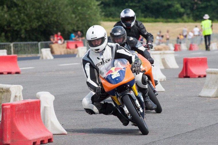 Bretagne Moto Classic 2019 Roulage a plouay