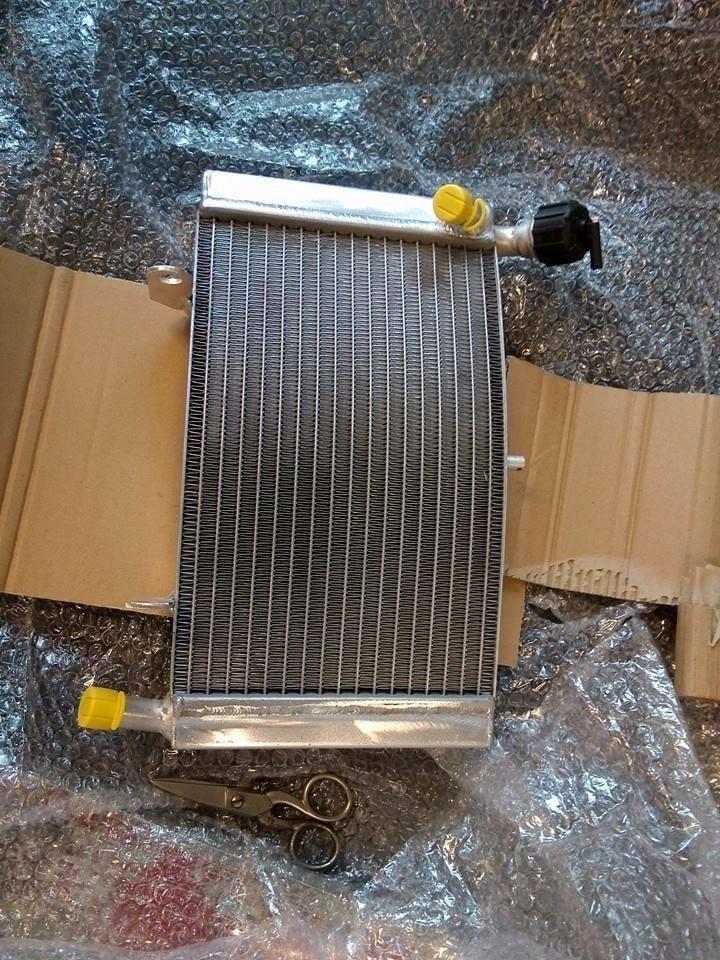 Cherche radiateur conti V3