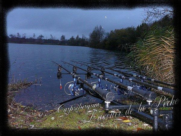 pêche en(Lac)belgique
