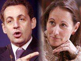 Nicolas Sarkozy ou Ségolène Royal ???