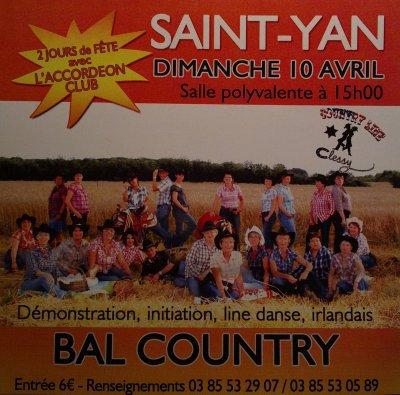Saint-Yan le 10-04-2011