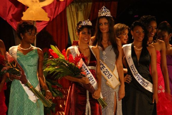 Miss Mayotte 2011 Elisabeth ONGARETTO
