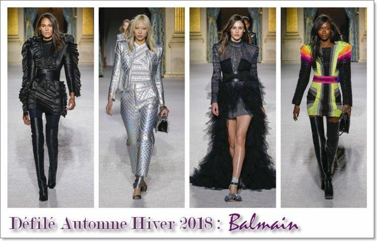 Selection : The Paris Fashion Week
