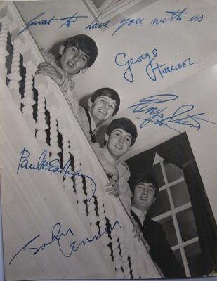 BEATLES FOR EVER