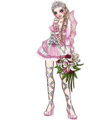 Les 3 gagnantes de l'élection Miss Bimbo de cette semaine sont :